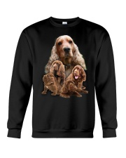 Sussex Spaniel Awesome Crewneck Sweatshirt thumbnail