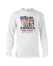 Alaskan Malamute 4th7 0706 Long Sleeve Tee thumbnail