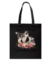 GAEA Siberian Husky Mom 1204 Tote Bag thumbnail
