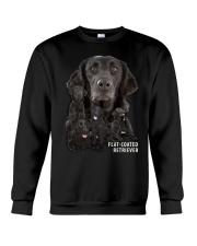Flat-Coated Retriever Awesome Mug Crewneck Sweatshirt thumbnail
