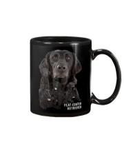 Flat-Coated Retriever Awesome Mug Mug front
