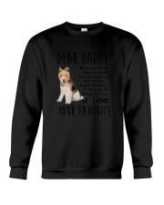 Wire Fox Terrier Daddy Favorite 2105 Crewneck Sweatshirt thumbnail