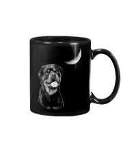 Rottweiler Moon Mug thumbnail