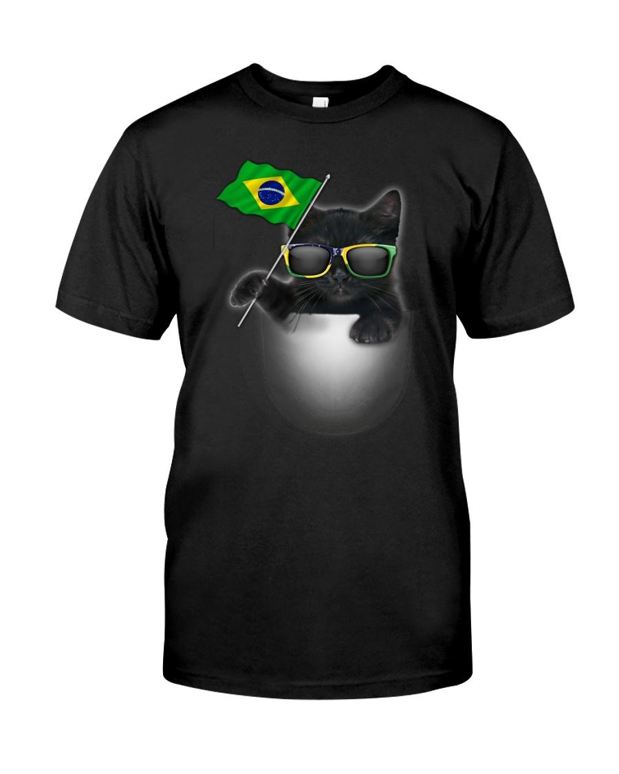 Black Cat BZ 3105 Classic T-Shirt