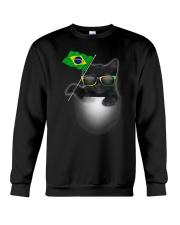 Black Cat BZ 3105 Crewneck Sweatshirt thumbnail