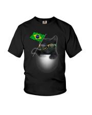 Black Cat BZ 3105 Youth T-Shirt thumbnail