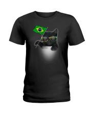 Black Cat BZ 3105 Ladies T-Shirt thumbnail