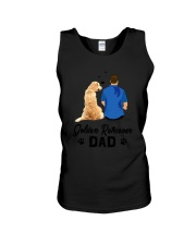 Golden Retriever Dad 1505 Unisex Tank thumbnail