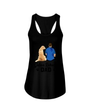 Golden Retriever Dad 1505 Ladies Flowy Tank thumbnail