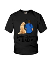 Golden Retriever Dad 1505 Youth T-Shirt thumbnail