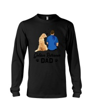 Golden Retriever Dad 1505 Long Sleeve Tee thumbnail