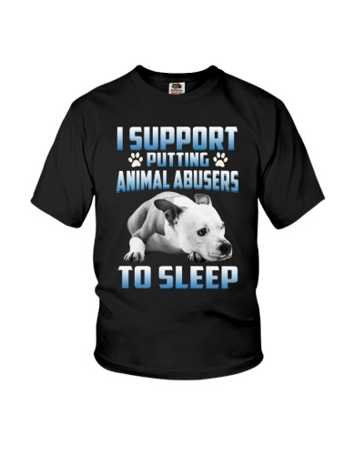 SUPPORT PIT BULL 1604