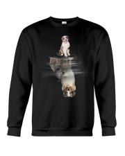 Australian Shepherd In Dream Crewneck Sweatshirt thumbnail