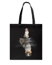 Australian Shepherd In Dream Tote Bag thumbnail