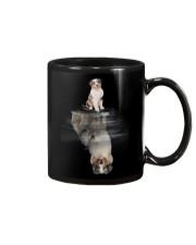 Australian Shepherd In Dream Mug thumbnail