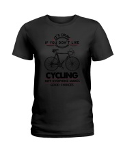 Cycling Good Choices 2504 Ladies T-Shirt thumbnail