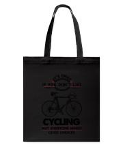 Cycling Good Choices 2504 Tote Bag thumbnail
