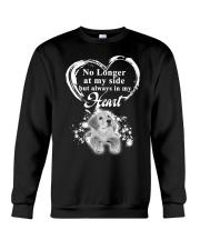 Golden Retriever In My Heart Crewneck Sweatshirt thumbnail