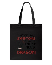 Dragon Need 2304 Tote Bag thumbnail