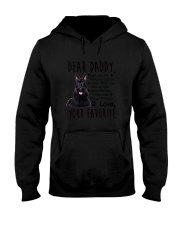 Scottish Terrier Daddy Favorite 2105 Hooded Sweatshirt thumbnail