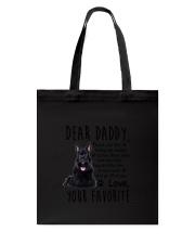 Scottish Terrier Daddy Favorite 2105 Tote Bag thumbnail