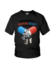 GAEA - Siberian Husky Addictive 1804 Youth T-Shirt thumbnail