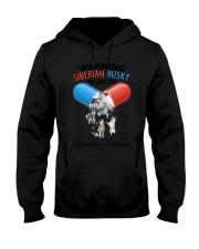 GAEA - Siberian Husky Addictive 1804 Hooded Sweatshirt thumbnail