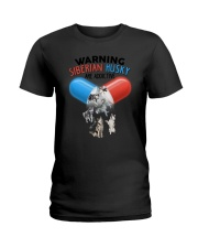 GAEA - Siberian Husky Addictive 1804 Ladies T-Shirt thumbnail