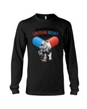 GAEA - Siberian Husky Addictive 1804 Long Sleeve Tee thumbnail