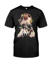 GAEA - Pug Beauty 3003  Classic T-Shirt front