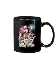 Siberian Husky USA 2505 Mug thumbnail