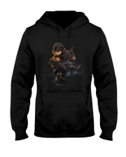 Rottweiler Dream Hooded Sweatshirt thumbnail