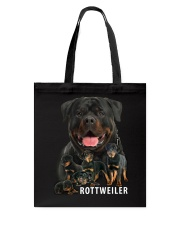 Rottweiler Awesome Tote Bag thumbnail