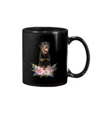 Rottweiler Loves Girl 0204 Mug thumbnail