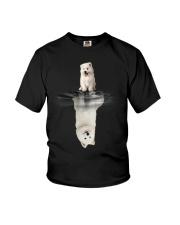 Samoyed In Dream Youth T-Shirt thumbnail