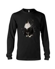 GAEA - Cat Graphic 0404 Long Sleeve Tee thumbnail