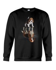 Beagle Dream Crewneck Sweatshirt thumbnail