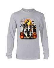 ZEUS - Bernese Mountain Dog Halloween - A98 Long Sleeve Tee thumbnail