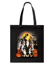 ZEUS - Bernese Mountain Dog Halloween - A98 Tote Bag thumbnail