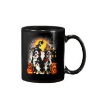 ZEUS - Bernese Mountain Dog Halloween - A98 Mug thumbnail
