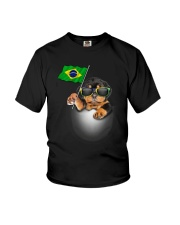 Rottweiler BZ 3105 Youth T-Shirt thumbnail