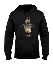 Pug Dream Hooded Sweatshirt thumbnail