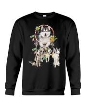 GAEA - Siberian Husky Beauty 3003 Crewneck Sweatshirt thumbnail
