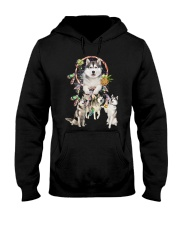 GAEA - Siberian Husky Beauty 3003 Hooded Sweatshirt thumbnail