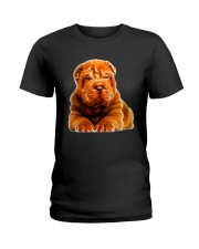 Shar Pie Light Ladies T-Shirt thumbnail