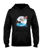 GAEA - Australian Cattle Dog Santa - 59 Hooded Sweatshirt thumbnail