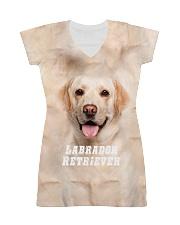 Labrador Retriever Cool 1406 All-over Dress thumbnail