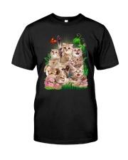 Cat Funny 0506 Classic T-Shirt front