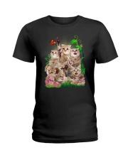 Cat Funny 0506 Ladies T-Shirt thumbnail