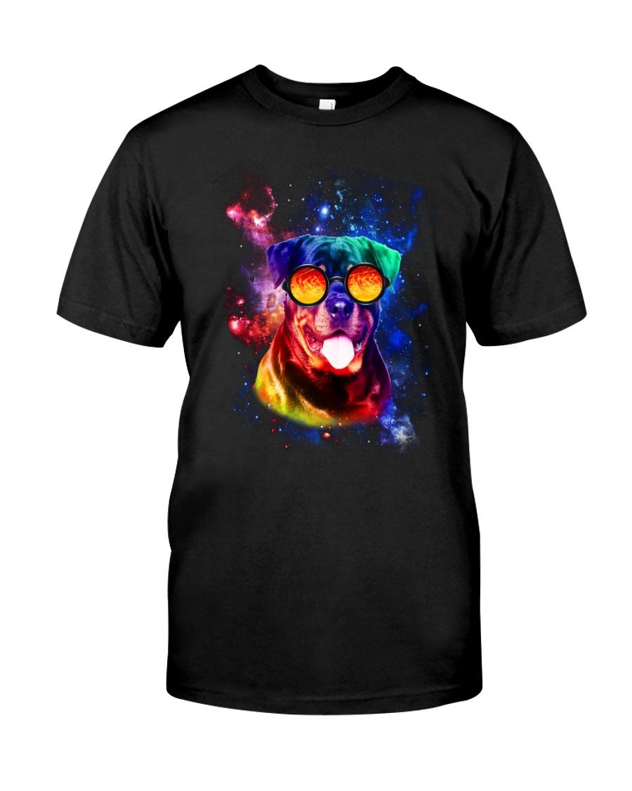 Rottweiler Galaxy Classic T-Shirt